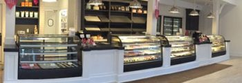 Simma's Bakery Renovates Store Front